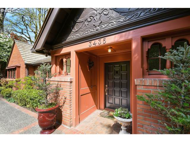 3435 SW Brentwood Dr, Portland, OR 97201 (MLS #21502797) :: McKillion Real Estate Group