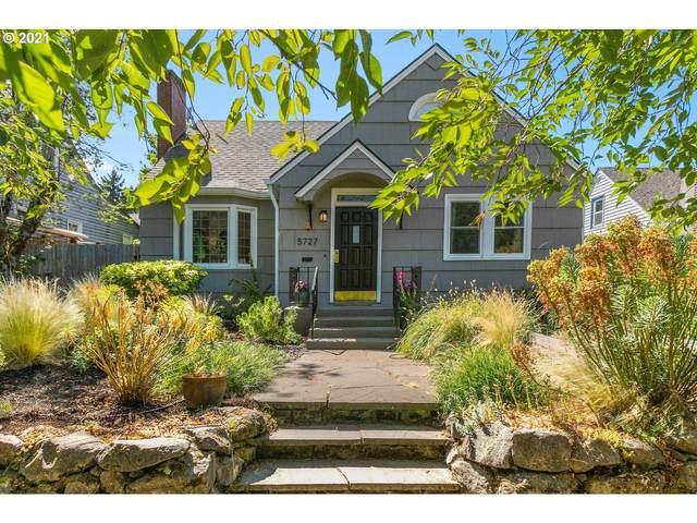 5727 NE 25TH Ave, Portland, OR 97211 (MLS #21503044) :: Fox Real Estate Group