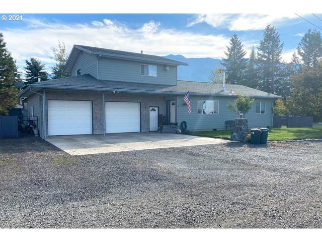 400 E Seventh St, Joseph, OR 97846 (MLS #21503126) :: Fox Real Estate Group