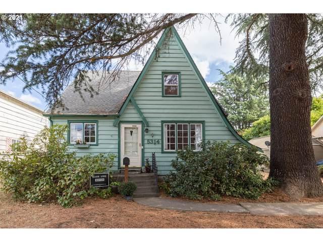 5314 NE 72ND Ave, Portland, OR 97218 (MLS #21503232) :: Real Estate by Wesley