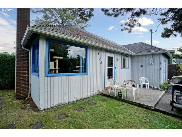 135 Laurel St, Gleneden Beach, OR 97388 (MLS #21503375) :: The Pacific Group