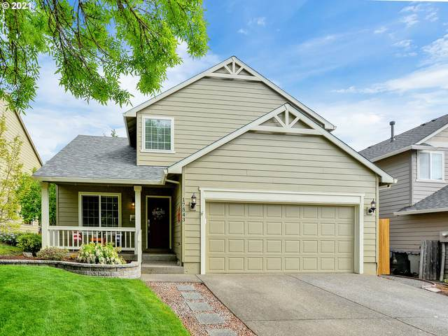 17543 SW Inkster Dr, Sherwood, OR 97140 (MLS #21504112) :: Fox Real Estate Group