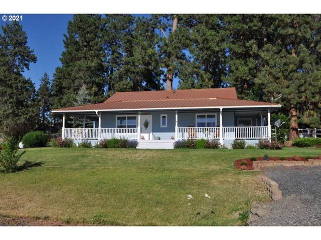 34619 Irving Ct, Chiloquin, OR 97624 (MLS #21504283) :: Cano Real Estate