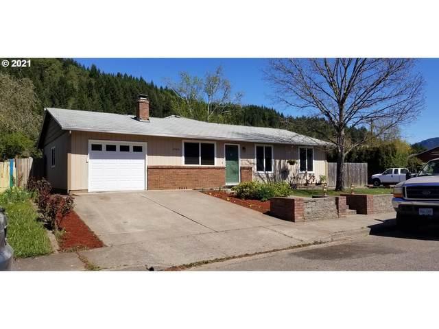 47675 W 1st St, Oakridge, OR 97463 (MLS #21504438) :: McKillion Real Estate Group