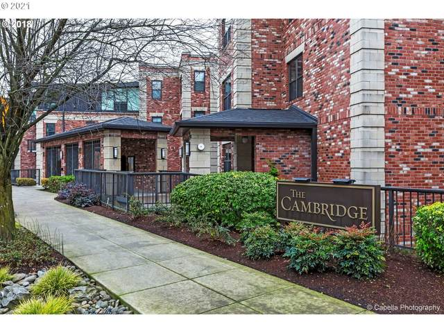 2454 NW Westover Rd #403, Portland, OR 97210 (MLS #21504615) :: The Liu Group