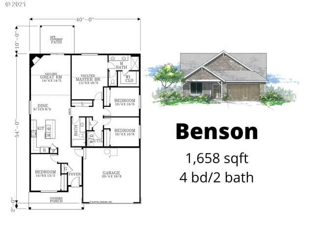 430 N Fir Loop, Yamhill, OR 97148 (MLS #21504808) :: Holdhusen Real Estate Group