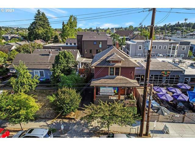 1222 SE Division St, Portland, OR 97202 (MLS #21504827) :: Premiere Property Group LLC
