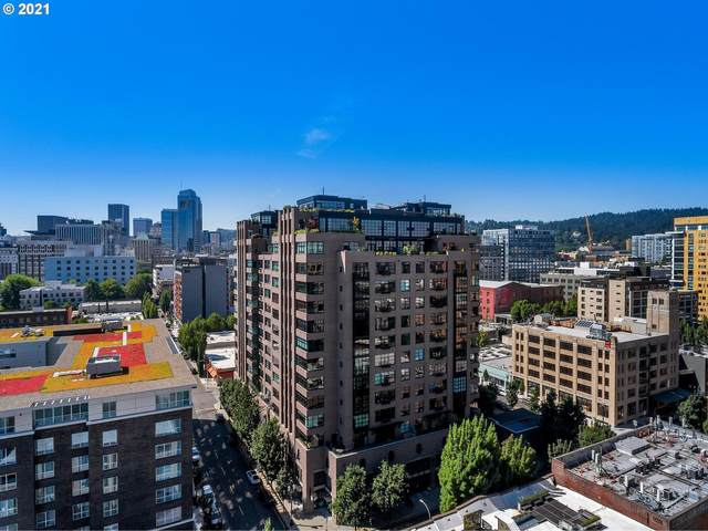 333 NW 9TH Ave #1215, Portland, OR 97209 (MLS #21505026) :: Song Real Estate