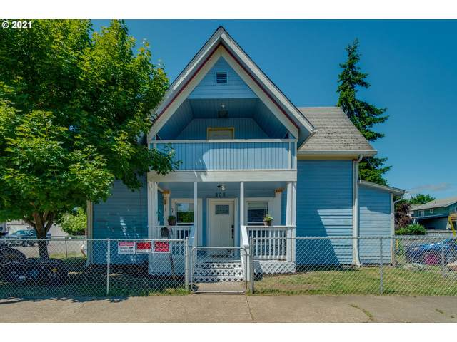208 N Bridge St, Sheridan, OR 97378 (MLS #21505149) :: Holdhusen Real Estate Group