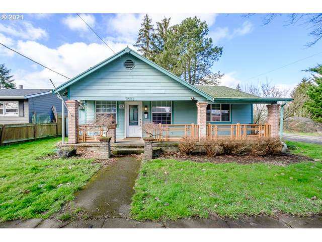 9583 N Burr Ave, Portland, OR 97203 (MLS #21505368) :: Fox Real Estate Group