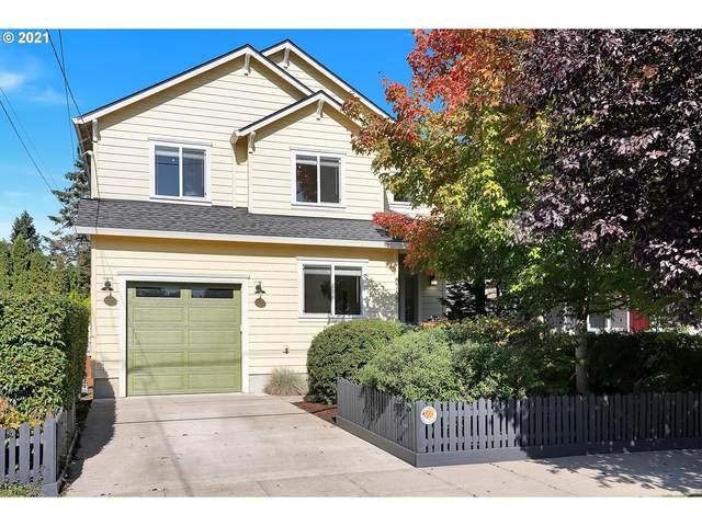 5715 SE Insley St, Portland, OR 97206 (MLS #21505523) :: Windermere Crest Realty