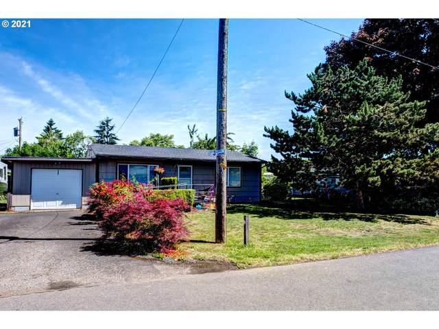 8204 NE 5TH St, Vancouver, WA 98664 (MLS #21505753) :: Tim Shannon Realty, Inc.