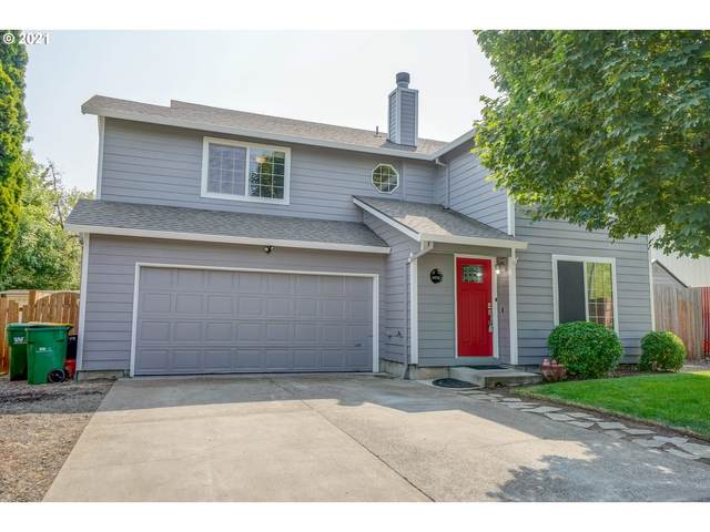 6958 SW 188TH Ave, Aloha, OR 97007 (MLS #21506054) :: Premiere Property Group LLC