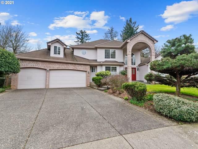 3319 NE 115TH St, Vancouver, WA 98686 (MLS #21506185) :: Premiere Property Group LLC