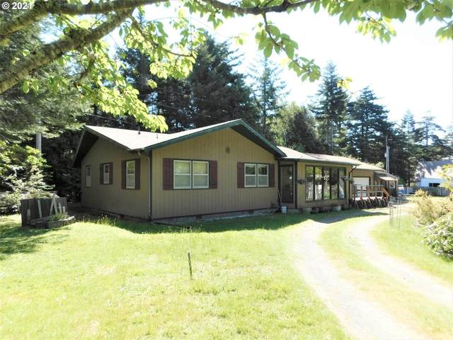 92504 Paradise Point Rd, Port Orford, OR 97465 (MLS #21506725) :: Beach Loop Realty