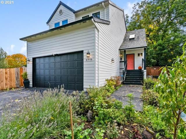 6906 N Richards St, Portland, OR 97203 (MLS #21506727) :: Fox Real Estate Group