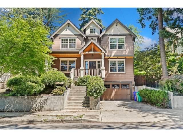 721 NE Prescott St, Portland, OR 97211 (MLS #21506752) :: Next Home Realty Connection