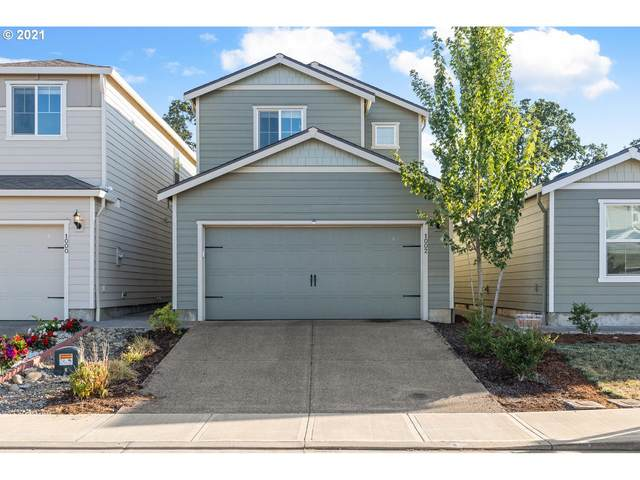 1002 S View Dr, Molalla, OR 97038 (MLS #21506832) :: McKillion Real Estate Group