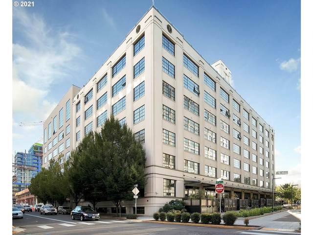 1400 NW Irving St #720, Portland, OR 97209 (MLS #21507204) :: Song Real Estate