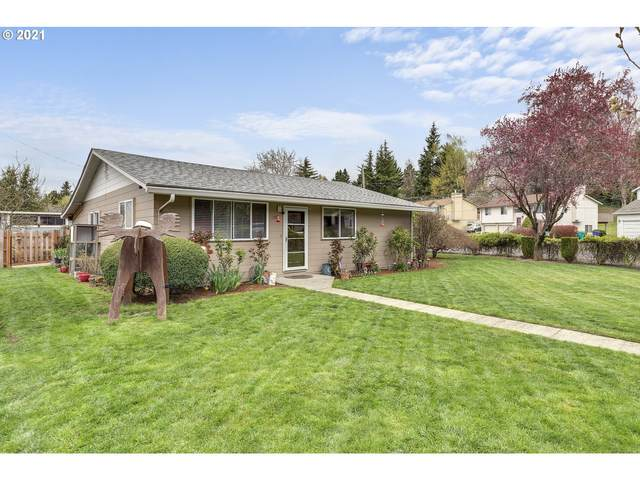 2897 SE 90TH Pl, Portland, OR 97266 (MLS #21507526) :: Premiere Property Group LLC