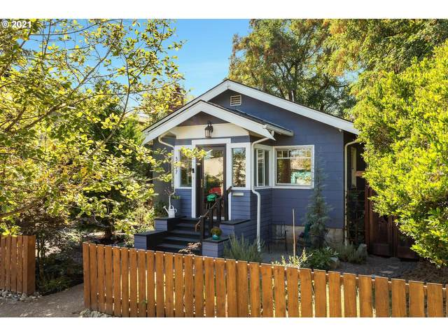 3417 SE 66TH Ave, Portland, OR 97206 (MLS #21507640) :: Coho Realty