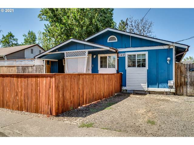348 S 43RD St, Springfield, OR 97478 (MLS #21507882) :: McKillion Real Estate Group
