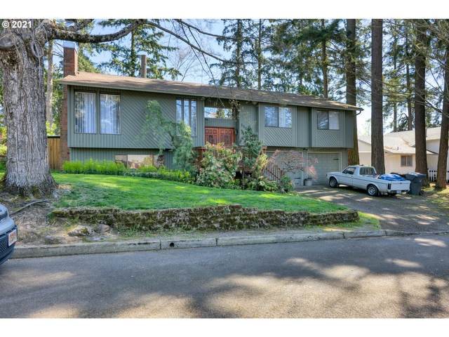 15921 SE Rickshire Ln, Milwaukie, OR 97267 (MLS #21507979) :: Premiere Property Group LLC