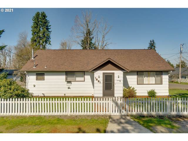 1221 Lincoln St, Oregon City, OR 97045 (MLS #21508056) :: RE/MAX Integrity
