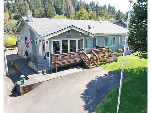 330 S Adams St, Coquille, OR 97423 (MLS #21508443) :: Stellar Realty Northwest