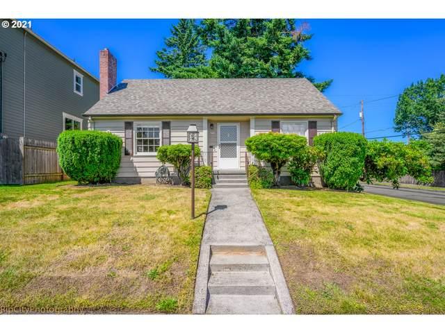 4595 NE 35TH Ave, Portland, OR 97211 (MLS #21508715) :: Beach Loop Realty