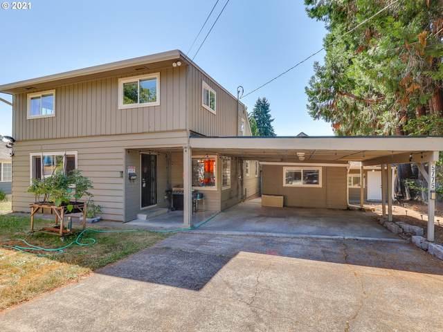 5775 SW Main Ave, Beaverton, OR 97005 (MLS #21508731) :: McKillion Real Estate Group