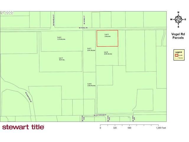 17900 SE Vogel Rd, Damascus, OR 97089 (MLS #21509080) :: Keller Williams Portland Central
