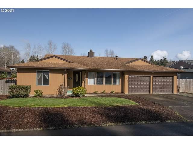 12685 SW Foothill Dr, Portland, OR 97225 (MLS #21509094) :: Beach Loop Realty