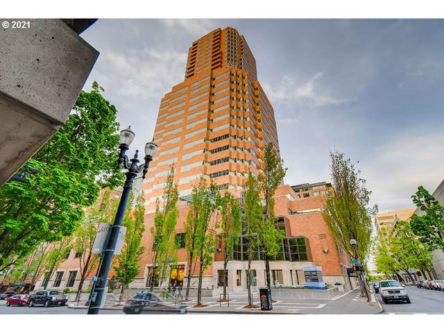 1414 SW 3RD Ave #2101, Portland, OR 97201 (MLS #21509142) :: Coho Realty