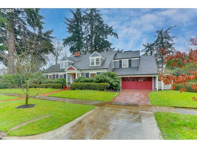 3414 SE Crystal Springs Blvd, Portland, OR 97202 (MLS #21509281) :: Premiere Property Group LLC