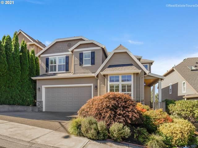 3553 NW Gerritz Ter, Portland, OR 97229 (MLS #21509846) :: Fox Real Estate Group