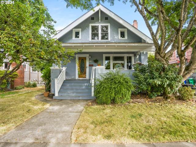 6422 SE 21ST Ave, Portland, OR 97202 (MLS #21509870) :: Cano Real Estate