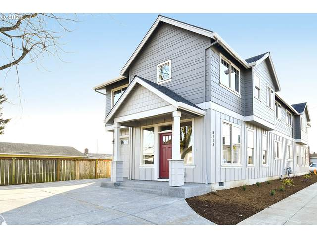 4506 SE 97TH Ave, Portland, OR 97266 (MLS #21510234) :: Townsend Jarvis Group Real Estate