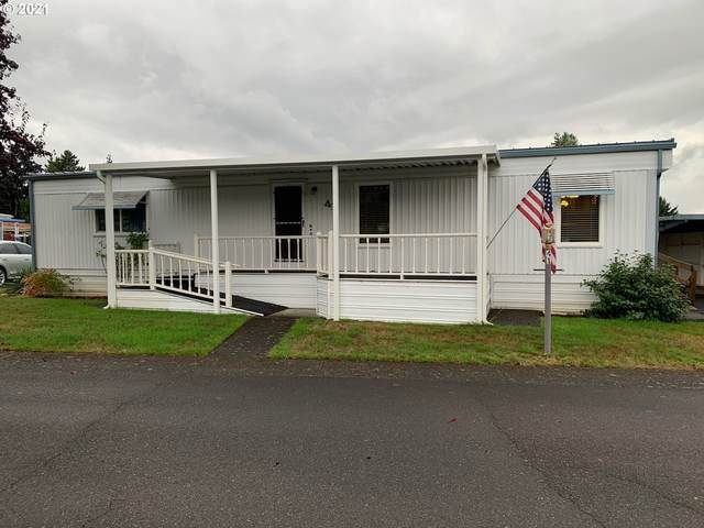 1709 NE 78TH St #41, Vancouver, WA 98665 (MLS #21510253) :: Townsend Jarvis Group Real Estate