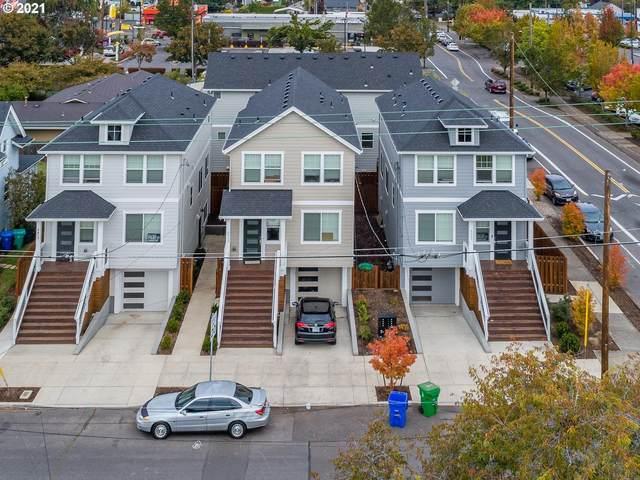 6917 N Jersey St, Portland, OR 97203 (MLS #21510262) :: Real Estate by Wesley