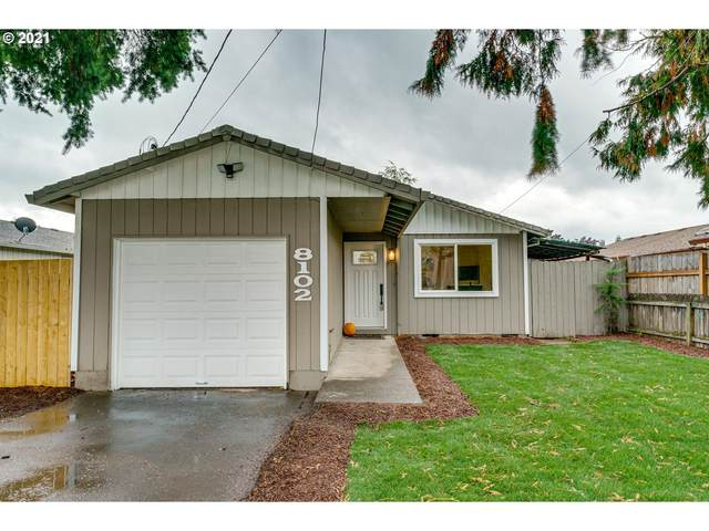 8102 SE Rhine St, Portland, OR 97206 (MLS #21510570) :: Next Home Realty Connection