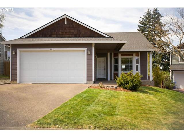 575 NE Caden Ct, Estacada, OR 97023 (MLS #21511229) :: Next Home Realty Connection
