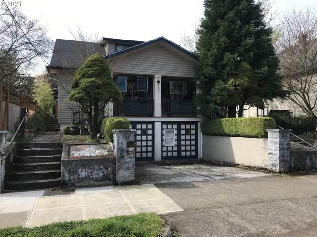 8120 N Jersey St, Portland, OR 97203 (MLS #21511338) :: Tim Shannon Realty, Inc.