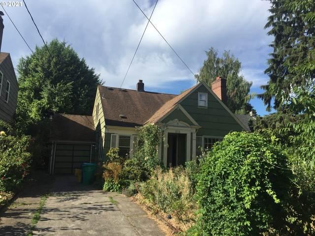 3970 SE Francis St, Portland, OR 97202 (MLS #21511705) :: Keller Williams Portland Central