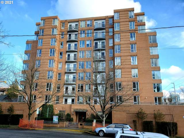 1132 SW 19TH Ave #205, Portland, OR 97205 (MLS #21511807) :: Next Home Realty Connection