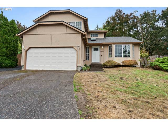 9223 SW Davies Rd, Beaverton, OR 97008 (MLS #21511829) :: Next Home Realty Connection
