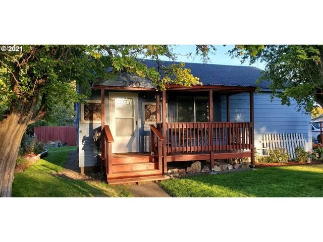 280 SE Dunham St, Prineville, OR 97754 (MLS #21511848) :: Windermere Crest Realty