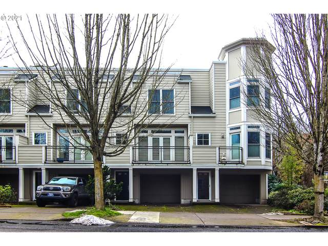 1731 NW 25th, Portland, OR 97210 (MLS #21512210) :: Holdhusen Real Estate Group