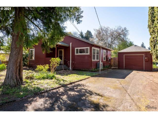 1470 W Hilliard Ln, Eugene, OR 97404 (MLS #21512321) :: The Haas Real Estate Team
