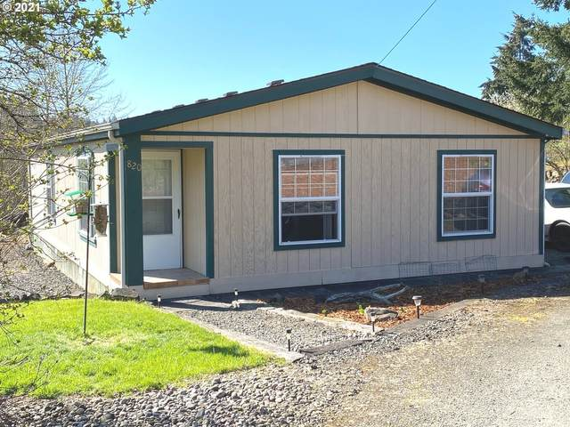 820 Virginia St, Rainier, OR 97048 (MLS #21512568) :: Tim Shannon Realty, Inc.